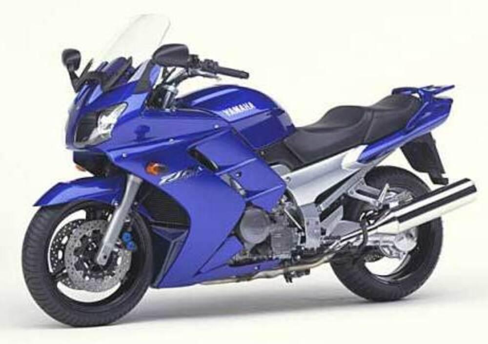 Yamaha Fjrreview