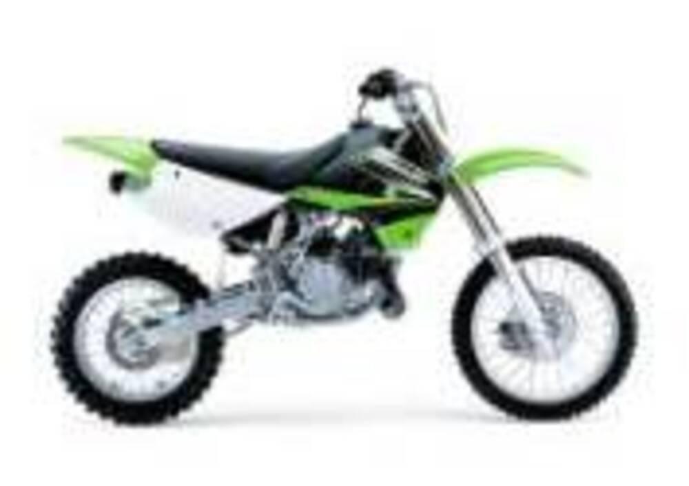 Kawasaki KL KX 85 (2003 - 04) - B4