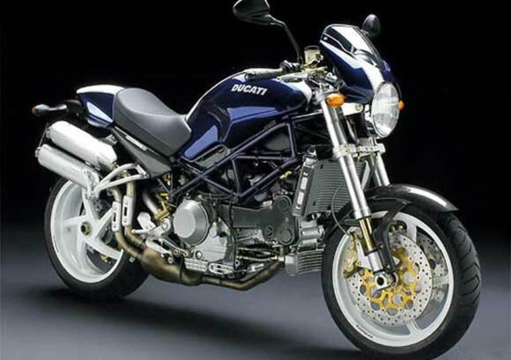 2003 Ducati Monster S4R - Moto.ZombDrive.COM