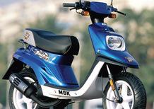 Mbk Booster  50 Spirit (2003 - 04) 12 inch