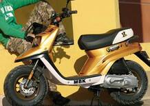 Mbk Booster  50 Naked