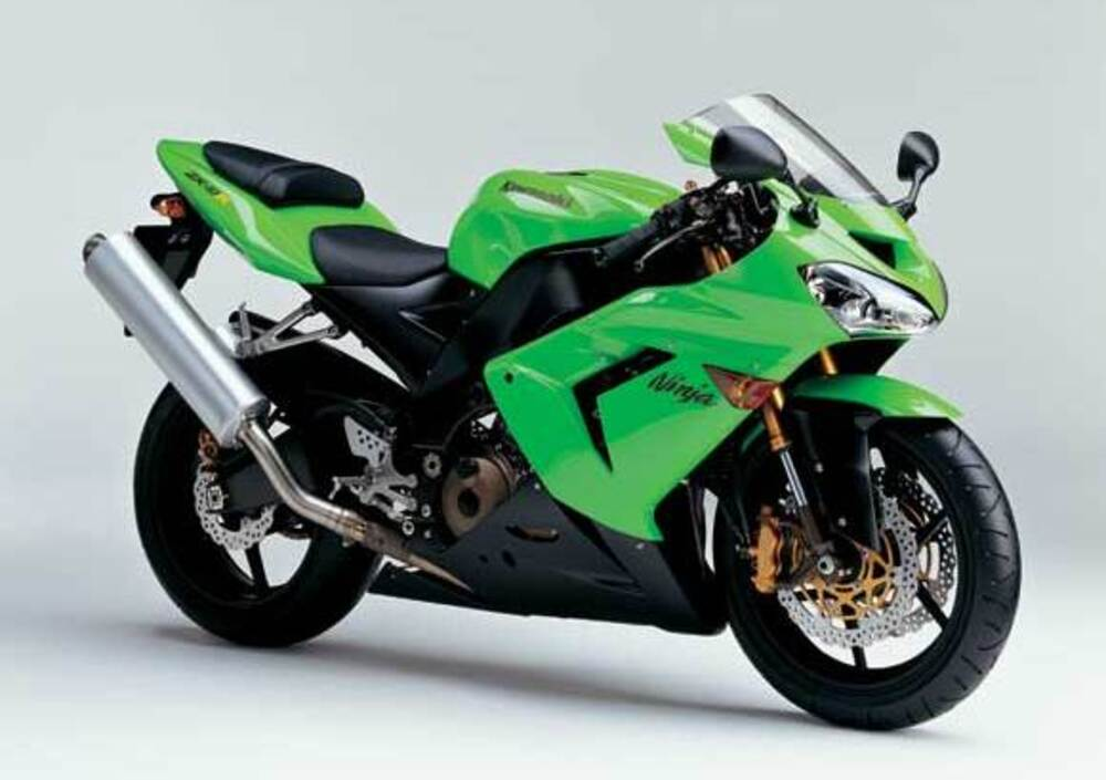kawasaki ninja 1000 zx 10r 2004 05 prezzo e scheda. Black Bedroom Furniture Sets. Home Design Ideas