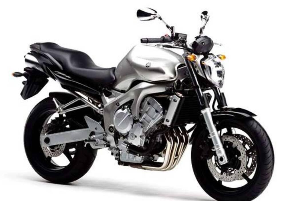 Yamaha FZ6 (2004 - 07)