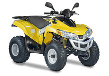 Sym Quad Lander 300 S (2007 - 11)