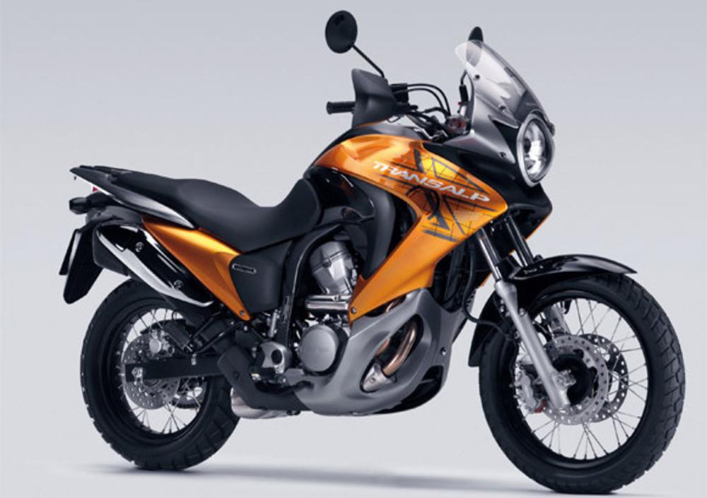 Honda Transalp XL 700 V ABS (2007 - 2013)