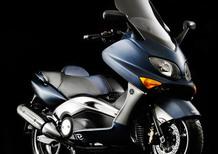 Yamaha T-Max 500 Night Max (2007 - 08)