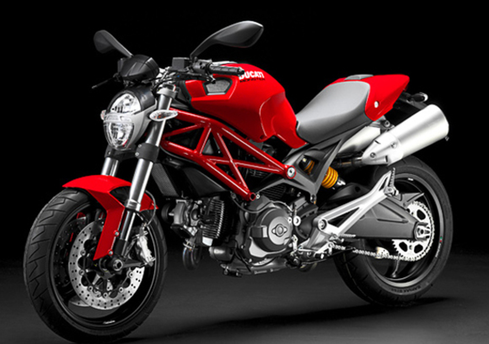 ducati monster 696 2008 13 prezzo e scheda tecnica. Black Bedroom Furniture Sets. Home Design Ideas
