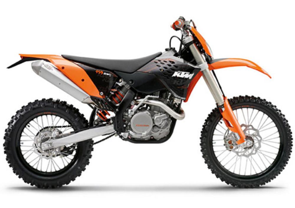 KTM EXC 450 (2009)