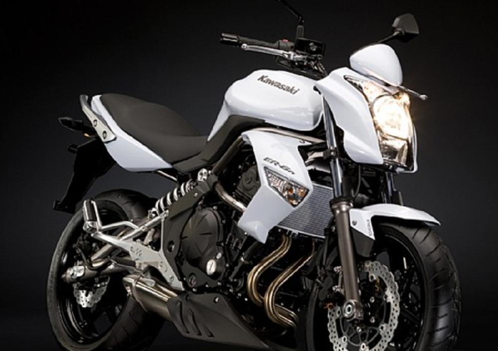 Kawasaki ER-6N (2006 - 09)