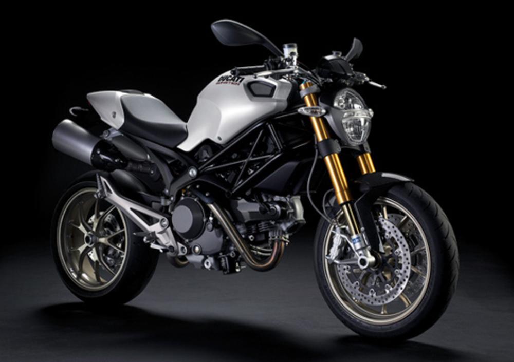 Ducati Monster 1100 S (2009-10)