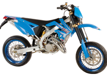 Tm Moto SMR 250