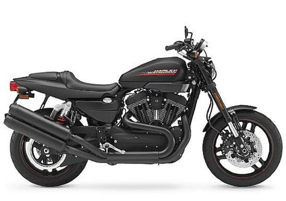 Harley-Davidson XR 1200 X (2010 - 12)