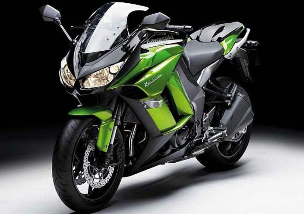 Kawasaki Z 1000 SX ABS (2011 - 13)