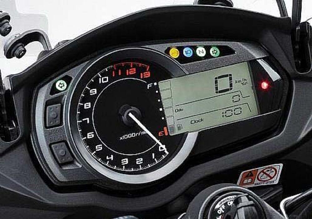 Kawasaki Z 1000 SX ABS (2011 - 13) (3)