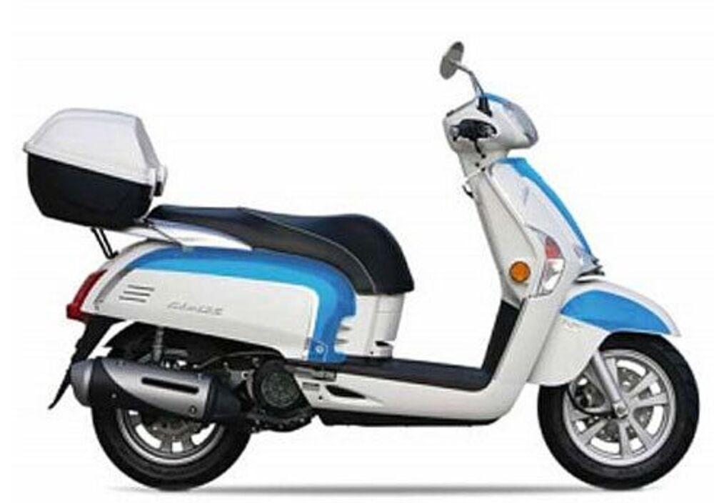 Modelli Suap Kymco Like Lx 125 2009 16 Prezzo E Scheda Tecnica
