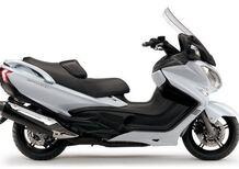Suzuki Burgman 650 (2013 - 15)