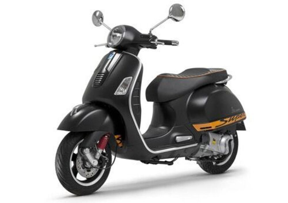 vespa gts 125 super sport abs 2011 16 prezzo e scheda. Black Bedroom Furniture Sets. Home Design Ideas