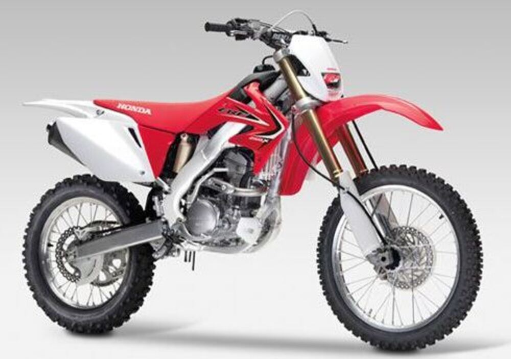 honda crf 250 x 2013 14 prezzo e scheda tecnica. Black Bedroom Furniture Sets. Home Design Ideas