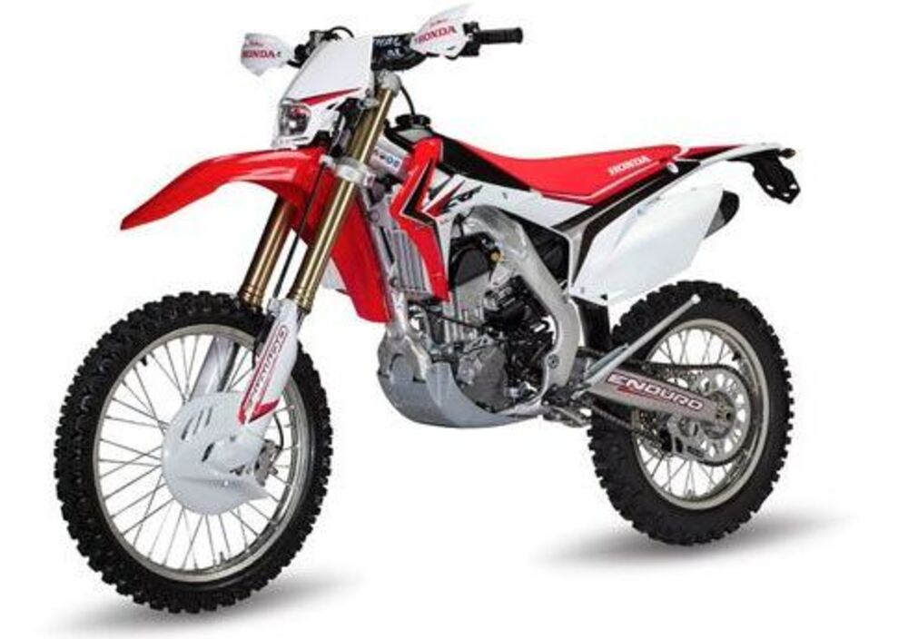honda crf 250 r enduro 2014 prezzo e scheda tecnica. Black Bedroom Furniture Sets. Home Design Ideas