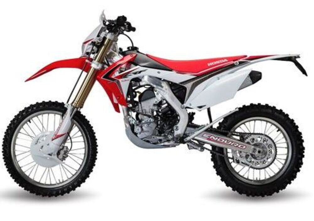 honda crf 250 rf enduro 2015 prezzo e scheda tecnica. Black Bedroom Furniture Sets. Home Design Ideas