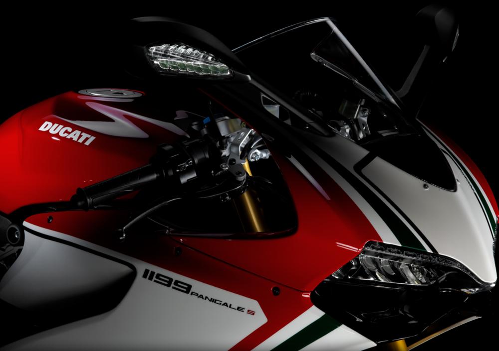 Ducati 1199 Panigale S Tricolore (2012 - 14) (4)