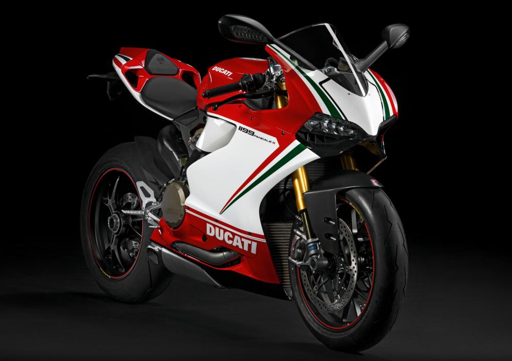 Ducati 1199 Panigale S Tricolore (2012 - 14)