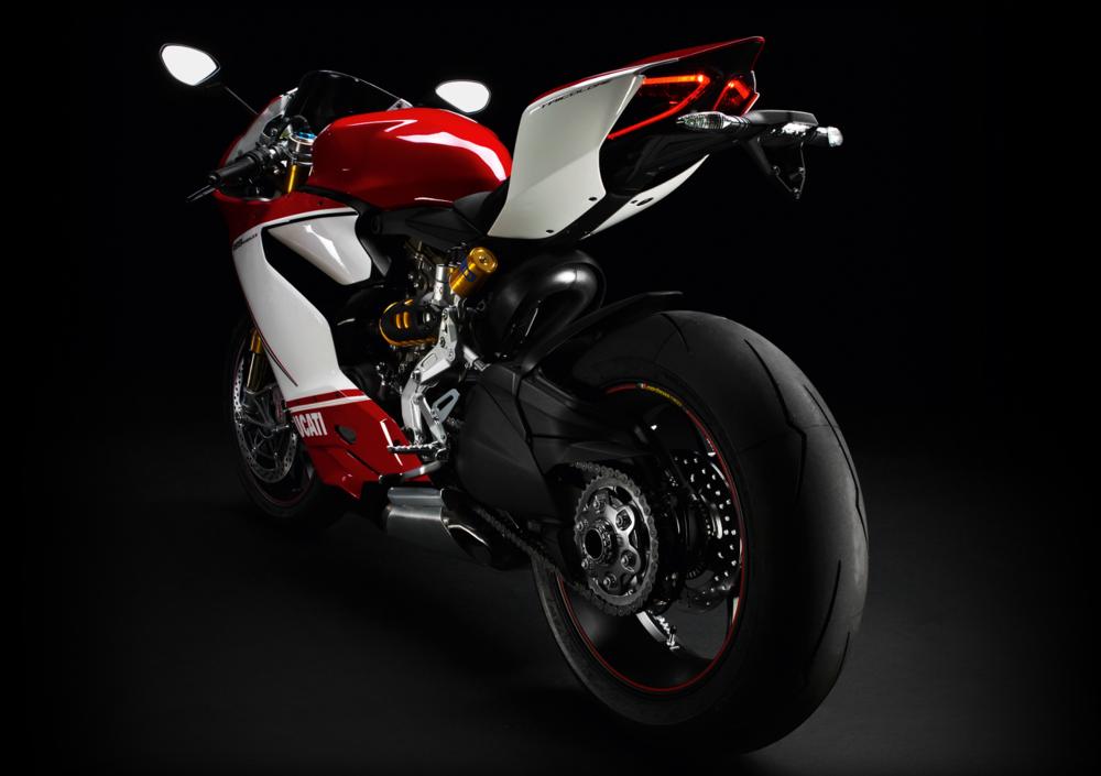 Ducati 1199 Panigale S Tricolore (2012 - 14) (5)