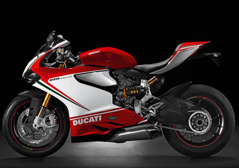 Ducati 1199 Panigale S Tricolore (2012 - 14) (2)
