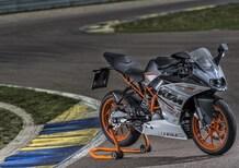 Finanziamenti KTM per RC 125 e RC 390