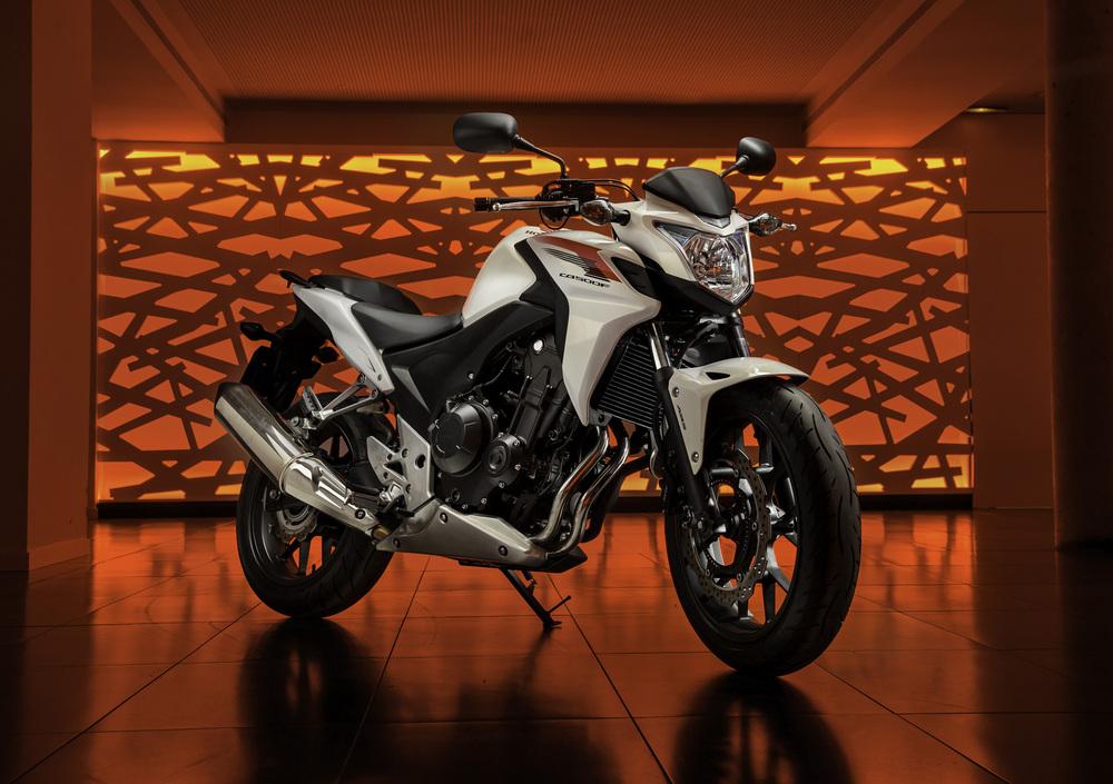 Honda CB 500 F ABS (2012 - 15)