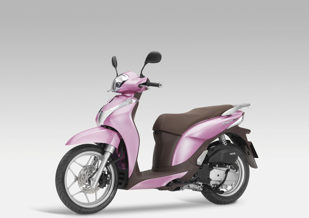 Honda SH Mode 125 (2013 -16) (4)