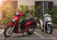 Honda SH 125 i ABS (2013 - 16)