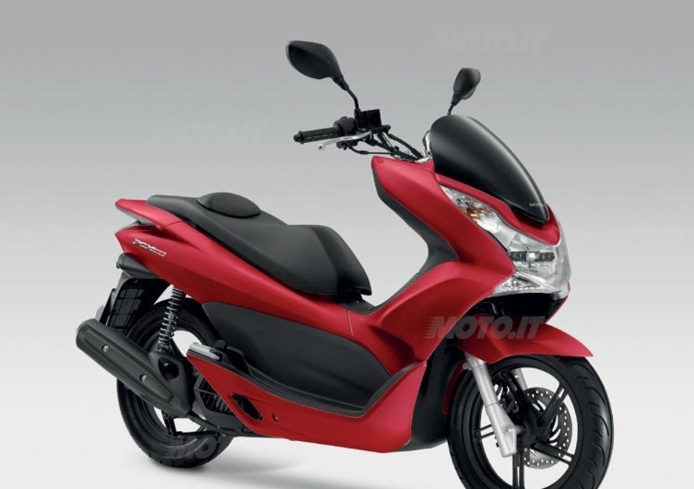 Honda PCX 150 (2012 - 13)
