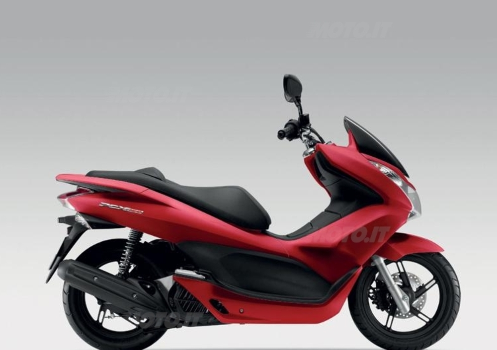 Honda PCX 150 (2012 - 13) (2)