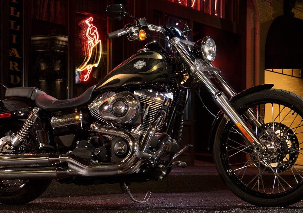 Harley-Davidson FXDWG Wide Glide (2010 - 15)