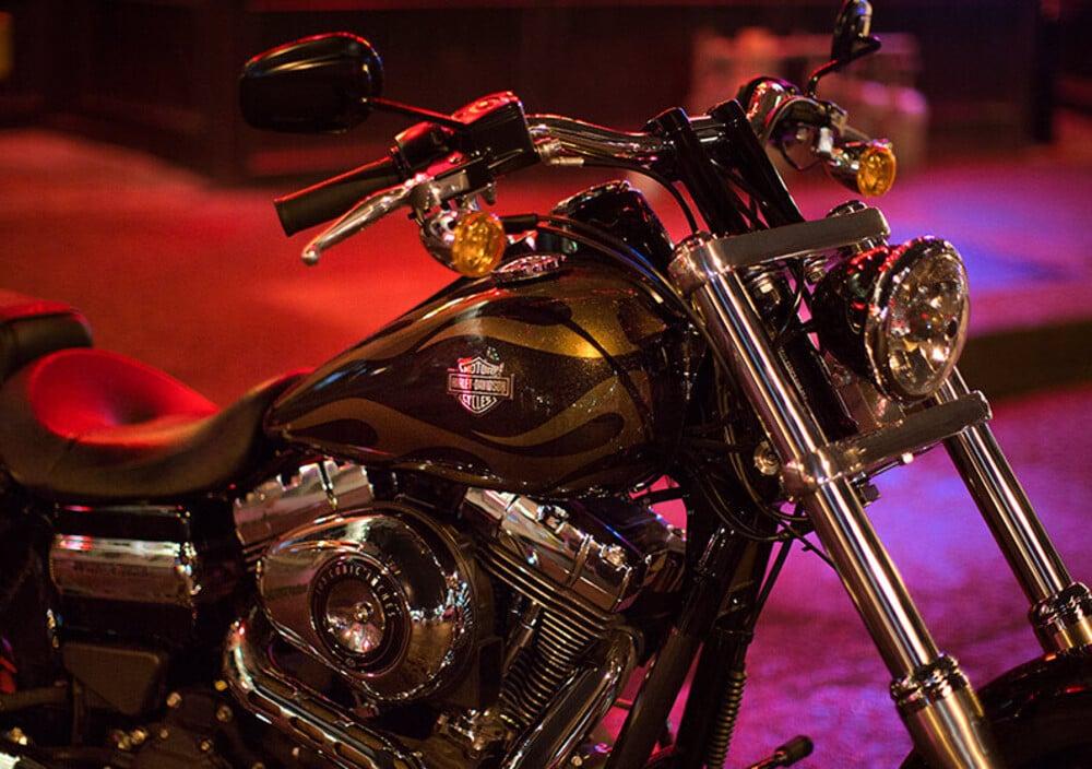 Harley-Davidson FXDWG Wide Glide (2010 - 15) (3)
