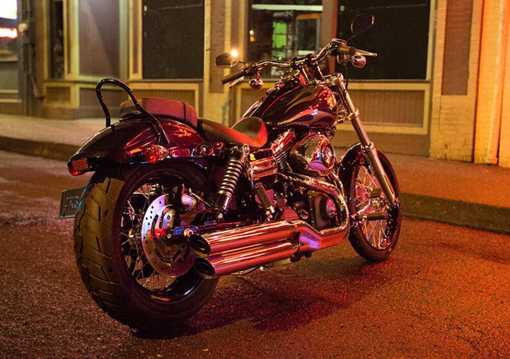 Harley-Davidson FXDWG Wide Glide (2010 - 15) (5)