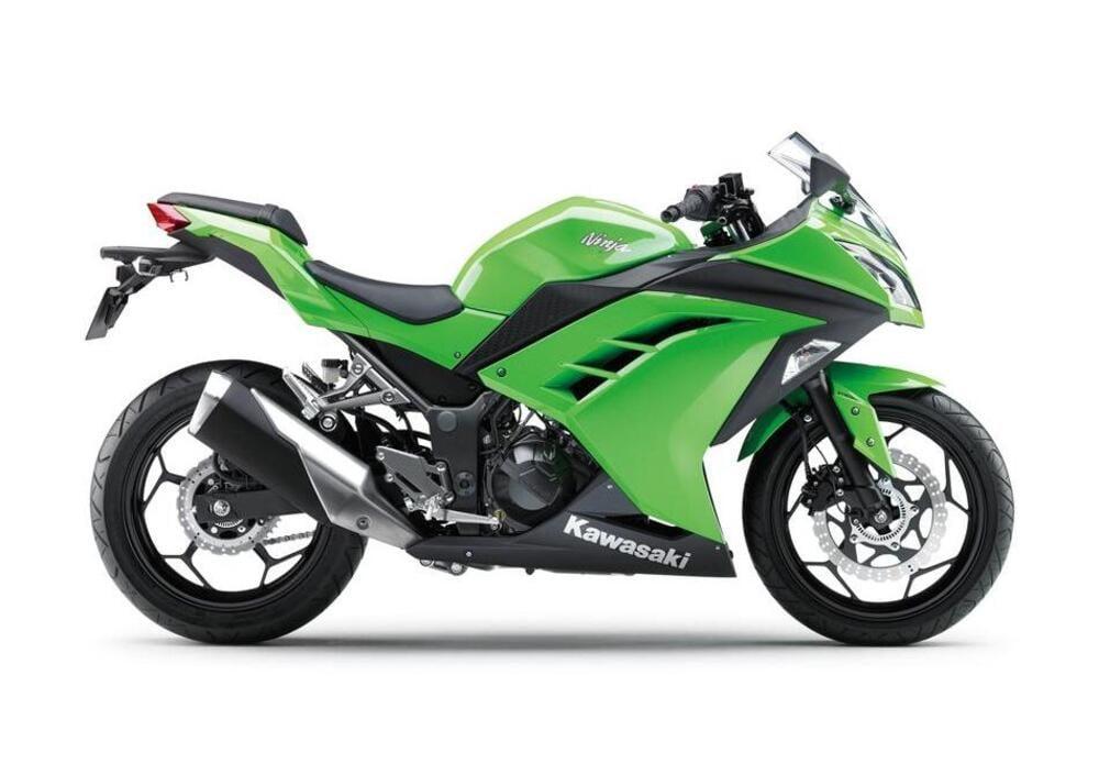Kawasaki Ninja 300 (2012 - 14) (5)