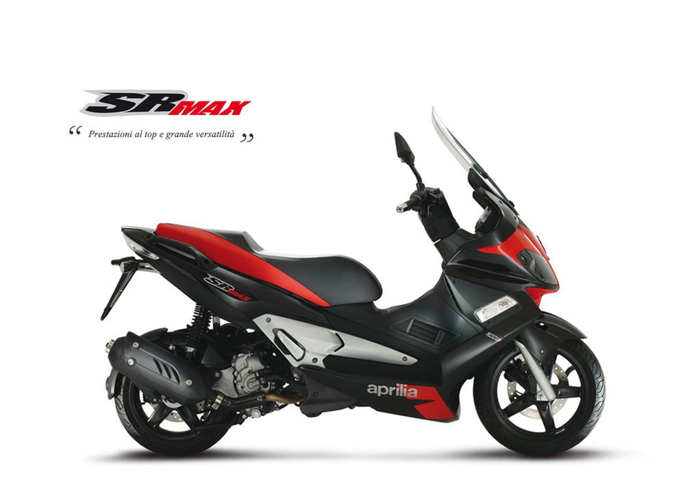 Aprilia SR Max 300 (2011 - 16) (2)