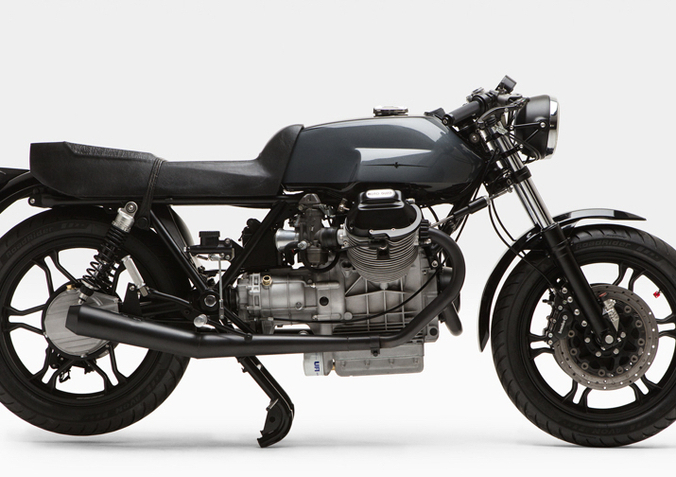 new york cafe 1979 moto guzzi lemans. Black Bedroom Furniture Sets. Home Design Ideas