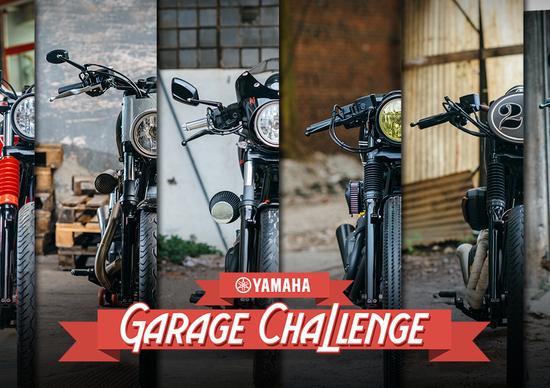 yamaha xv 950 garage challenge news