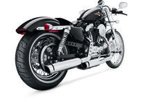 Harley-Davidson: scarichi Screamin' Eagle con omologazione ECE