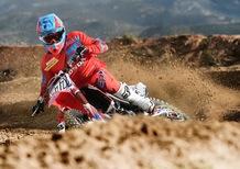 Motul con il team HRC nel campionato motocross MXGP