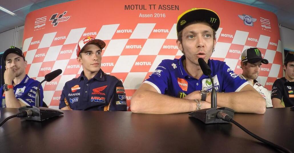MotoGp,quinto posto per Andrea Iannone ad Assen