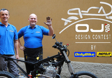 OJ Design Contest 2015: disegna la moto 3.0 con Moto.it