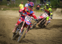 MX 2016. Bobryshev e Herlings in pole a Mantova. Fontanesi protagonista