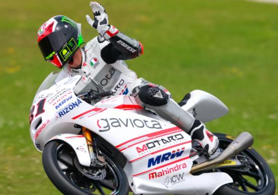 Risultati Gara Moto3 Gp di Assen 2016: Vince Pecco Bagnaia