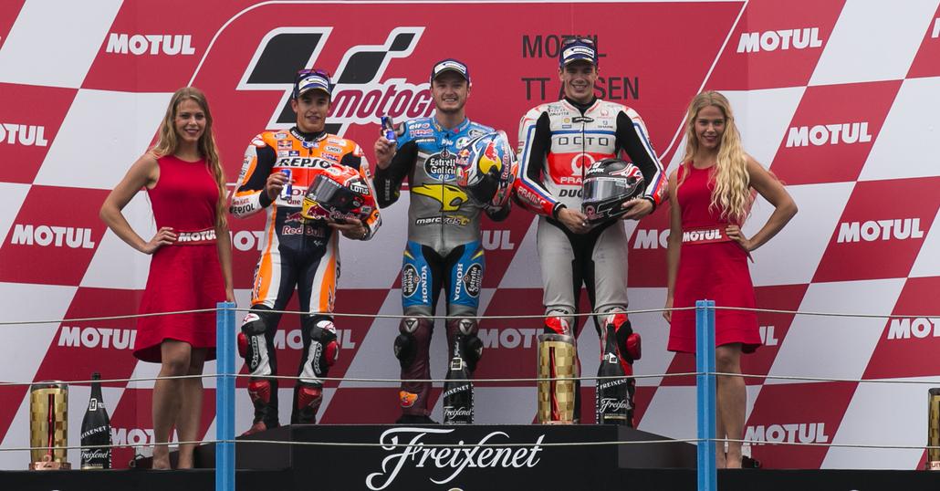 MotoGP, Andrea Iannone: