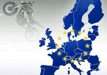 Mercato moto Top Five Europa: +8,8%