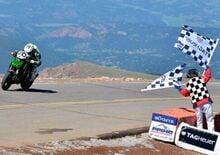 Pikes Peak, vittoria di Langlois su Kawasaki Z1000